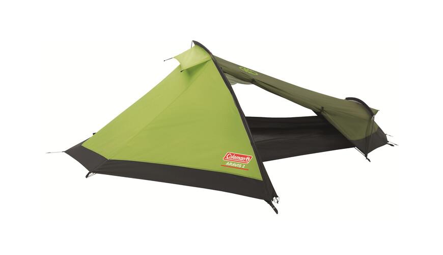 Coleman Aravis 2 tent groen